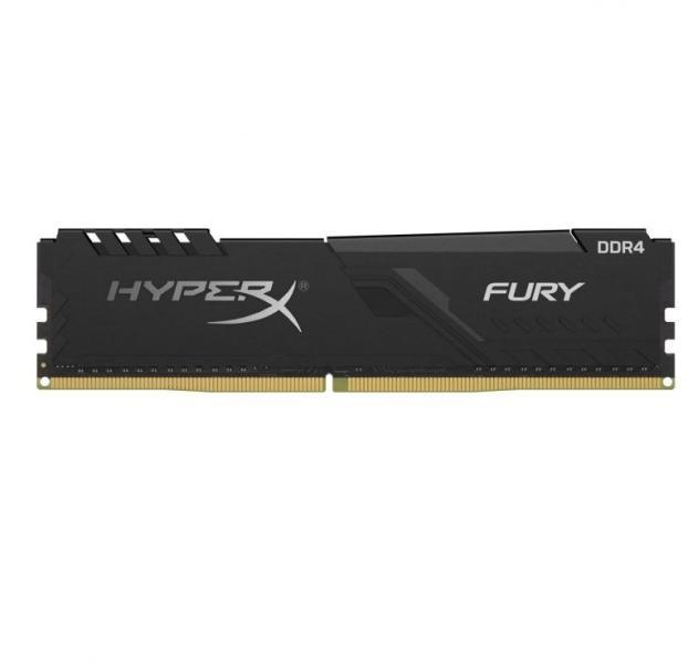 HyperX Fury Black 16GB DDR4 2666MHz CL16 DIMM (HX426C16FB3/16)