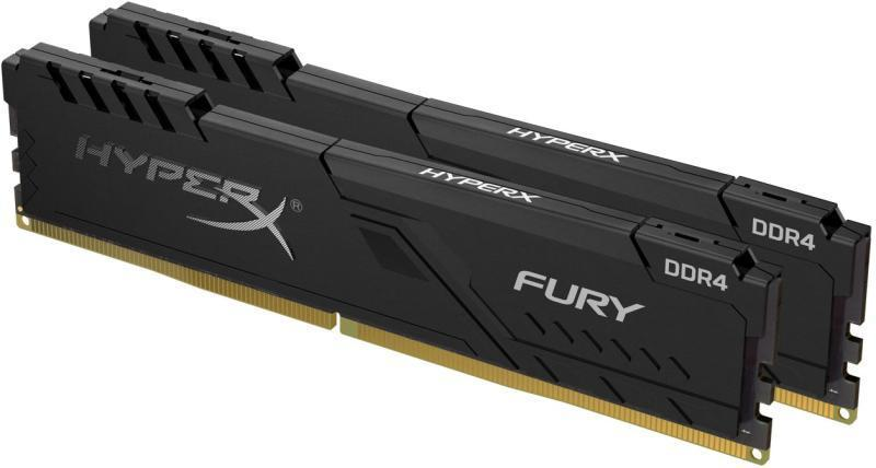 HyperX Fury Black 2x16GB DDR4 3000MHz CL15 DIMM (HX430C15FB3K2/32)
