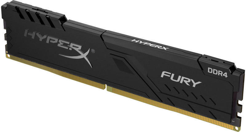 HyperX Fury Black 8GB DDR4 3200MHz CL16 DIMM (HX432C16FB3/8)