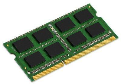 8GB DDR3 1600MHz CL11 SO-DIMM (KCP316SD8/8)