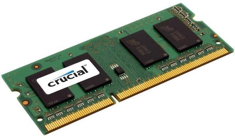 4GB DDR3L 1600MHz CL11 SO-DIMM (CT51264BF160BJ)