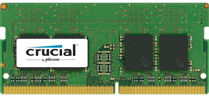 8GB DDR4 2400MHz CL17 SO-DIMM (CT8G4SFS824A)