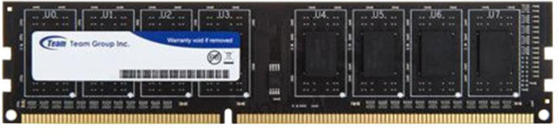 Elite 4GB DDR3 1600MHz C11 DIMM (TED34G1600C1101)