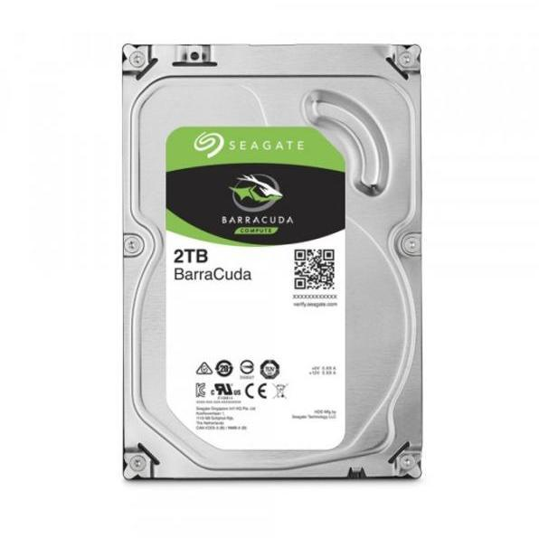 Barracuda - 2TB 7200rpm SATA3 256MB