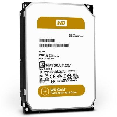 Gold - 2TB 7200rpm SATA3 128MB 3.5""