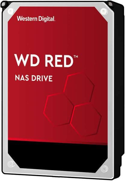 Red - 6TB 5400rpm SATA3 256MB 3.5
