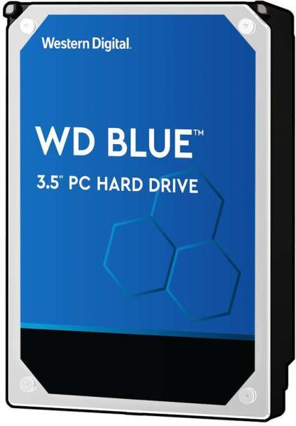 Blue - 6TB 5400rpm SATA3 256MB 3.5""