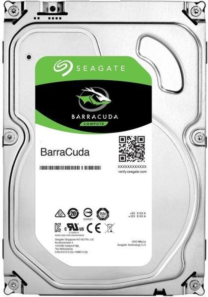Barracuda - 6TB 5400rpm SATA3 256MB 3.5